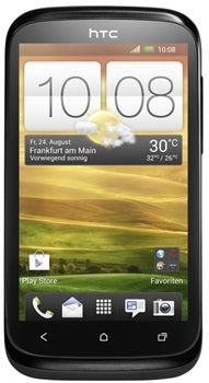 HTC Desire X Datenblatt - Foto des HTC Desire X