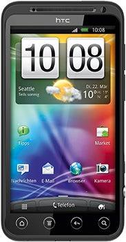 HTC EVO 3D Datenblatt - Foto des HTC EVO 3D
