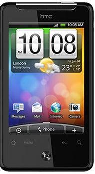 HTC Gratia Datenblatt - Foto des HTC Gratia