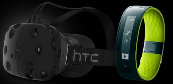 HTC Vive und HTC Grip