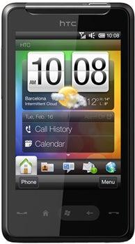 HTC HD Mini Datenblatt - Foto des HTC HD Mini