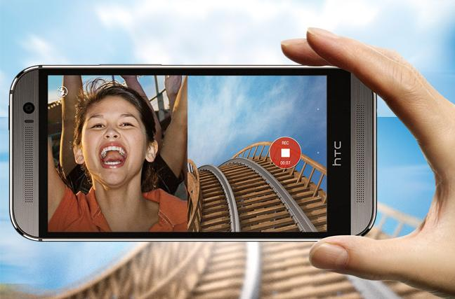 HTC One (M8) Eye: Pressebilder