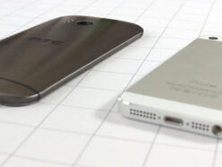 HTC One M8 vs. Apple iPhone 5s