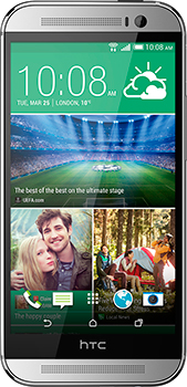 HTC One (M8) Datenblatt - Foto des HTC One (M8)