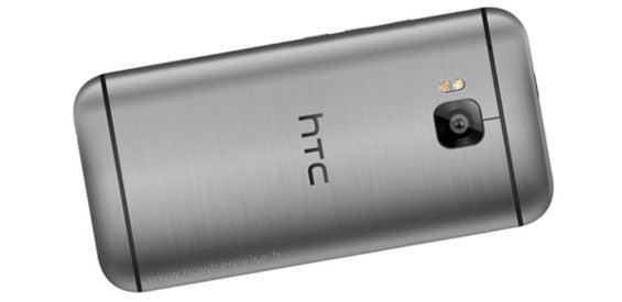 HTC One M9 Gerücht Rückseite