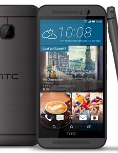 HTC One M9 (Prime Camera Edition) Datenblatt - Foto des HTC One M9 (Prime Camera Edition)