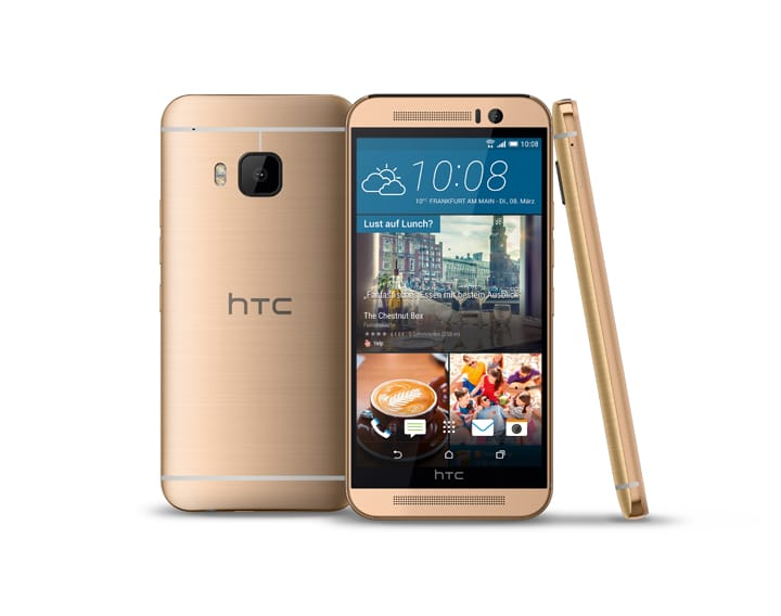 HTC One M9(Prime Camera Edition): Pressebilder