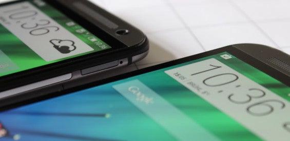 HTC One mini 2 vs HTC One M8