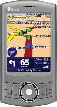 HTC P3300 Datenblatt - Foto des HTC P3300