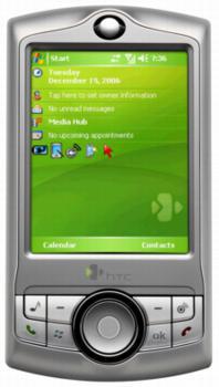HTC P3350 Datenblatt - Foto des HTC P3350