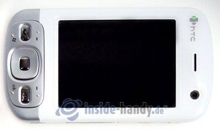 HTC P3600: Draufsicht