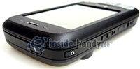HTC P4350: Draufsicht oben links