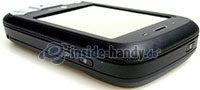 HTC P4350: Draufsicht rechts oben
