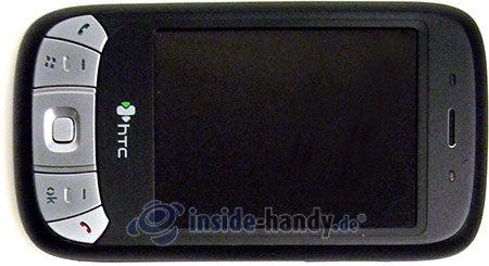 HTC P4350: Draufsicht