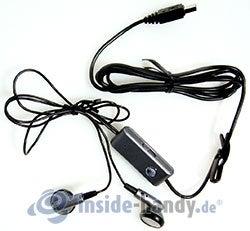 HTC P4350: Headset