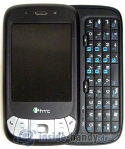 HTC P4350: mit Tastatur seitlich