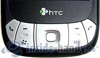 HTC P4350: Tastatur