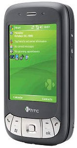 HTC P4350 Datenblatt - Foto des HTC P4350