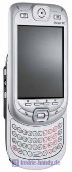 HTC Qtek 9090 Datenblatt - Foto des HTC Qtek 9090