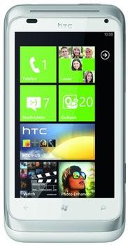 HTC Radar Datenblatt - Foto des HTC Radar