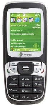 HTC S310 Datenblatt - Foto des HTC S310