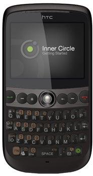 HTC Snap Datenblatt - Foto des HTC Snap