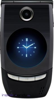 HTC STRTrk Datenblatt - Foto des HTC STRTrk