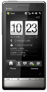 HTC Touch Diamond2 Datenblatt - Foto des HTC Touch Diamond2