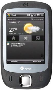 HTC Touch Dual Datenblatt - Foto des HTC Touch Dual
