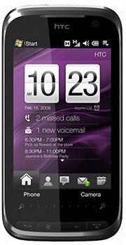 HTC Touch Pro2 Datenblatt - Foto des HTC Touch Pro2