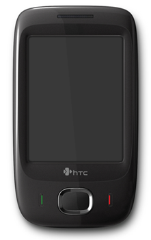 HTC Touch Viva Datenblatt - Foto des HTC Touch Viva