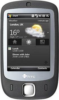 HTC Touch Datenblatt - Foto des HTC Touch