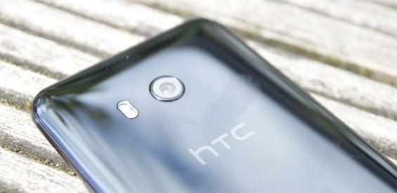 Kamera des HTC U11