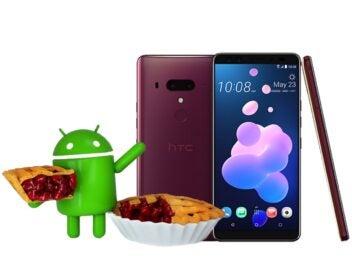 HTC gibt Update auf Android 9 bekannt.