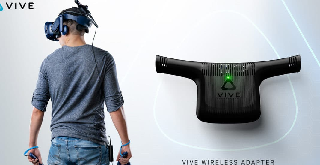 HTC Vive (Pro) Wireless-Adapter
