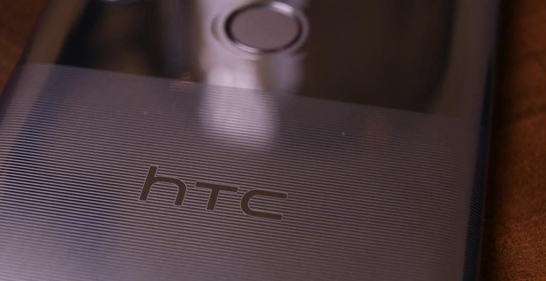 HTC-Logo auf dem HTC U12 life