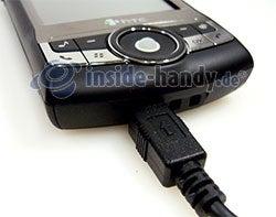 HTC-P3350: Anschluss