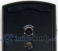 HTC-P3350: Kamera