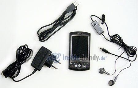 HTC-P3350: Lieferumfang