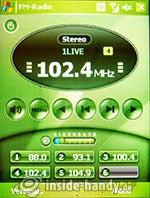 HTC-P3350: Radio