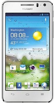 Huawei Ascend G600 Datenblatt - Foto des Huawei Ascend G600