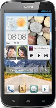 Huawei Ascend G610 Datenblatt - Foto des Huawei Ascend G610