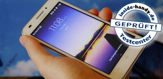 Huawei Ascend G620S im Test