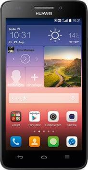 Huawei Ascend G620s Datenblatt - Foto des Huawei Ascend G620s