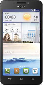 Huawei Ascend G630 Datenblatt - Foto des Huawei Ascend G630
