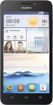 Huawei Ascend G730 Datenblatt - Foto des Huawei Ascend G730
