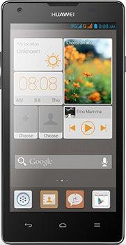 Huawei Ascend G740 Datenblatt - Foto des Huawei Ascend G740