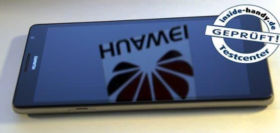 Huawei Ascend Mate im Test