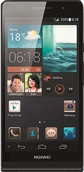 Huawei Ascend P6 Datenblatt - Foto des Huawei Ascend P6