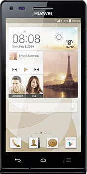Huawei Ascend P7 Mini Datenblatt - Foto des Huawei Ascend P7 Mini